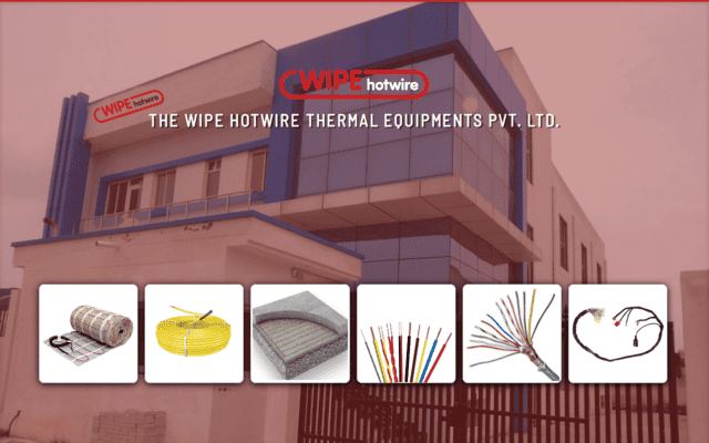 KD Enterprises Web Based Corporate Profile - The Wipe Hotwire Thermal Equipments