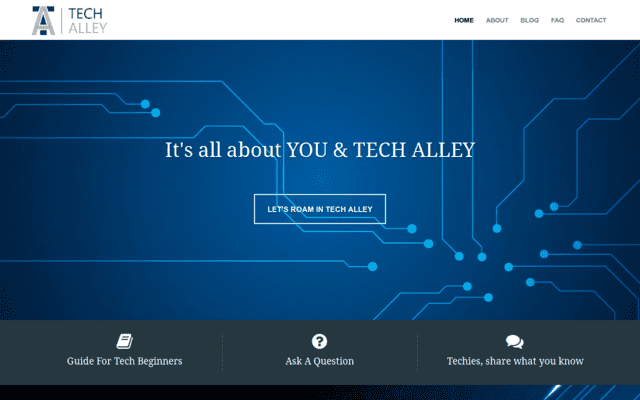 KD Enterprises Web Development - Tech Alley