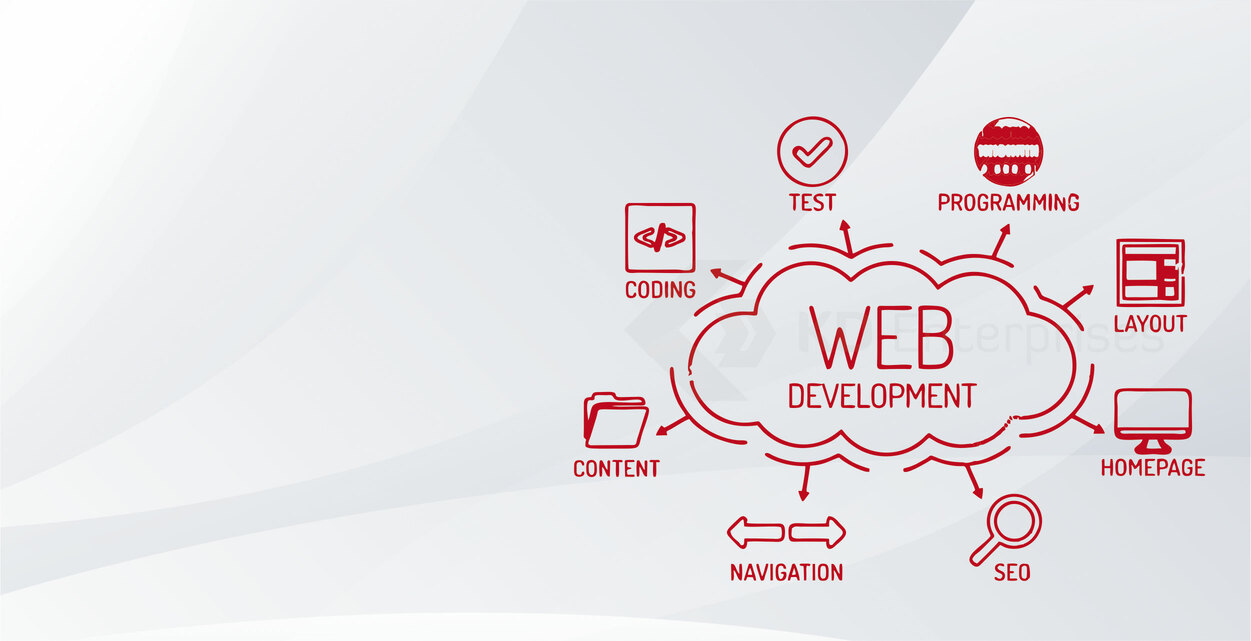 KD Enterprises - Web Development